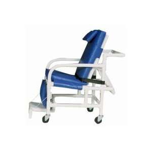 Multi Position Bariatric Geri Chair with Legrest 30 Internal 34