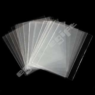 100 Clear Party Gift Favor Candy Lollipop Cello Bags
