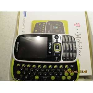 Samsung Gravity 3 T479 Unlocked Phone with 3g Support