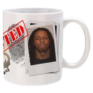 Lil Wayne Mug Shot Collectible Mug
