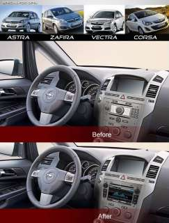 LCD Touchscreen Car GPS iPod PIP TV FM DVD Player for Opel k3