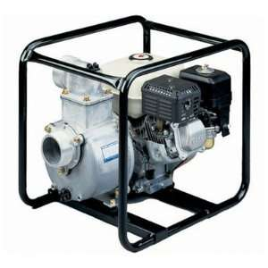com Tsurumi TE3 80HAT 3, 5.5 HP Honda Engine Driven Centrifugal Pump